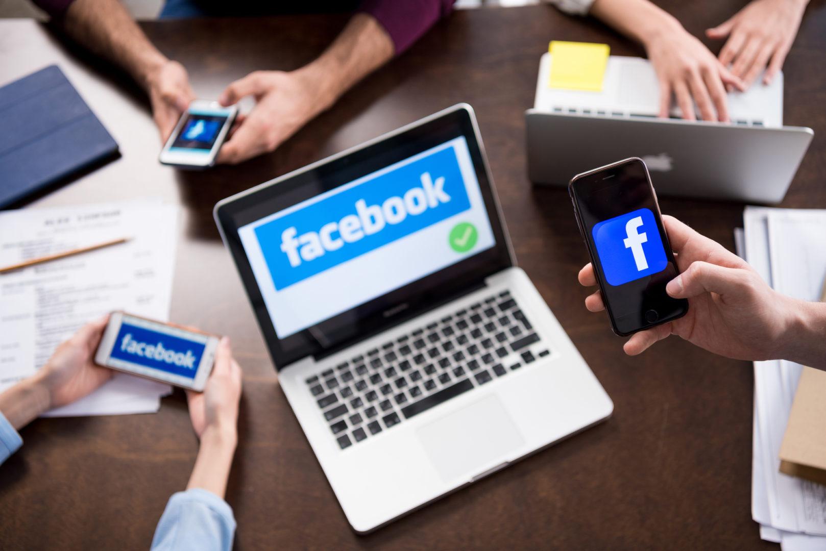 Como ver anúncios dos concorrentes no Facebook