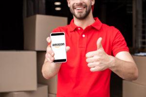 Amazon é a companhia favorita dos americanos em nova pesquisa
