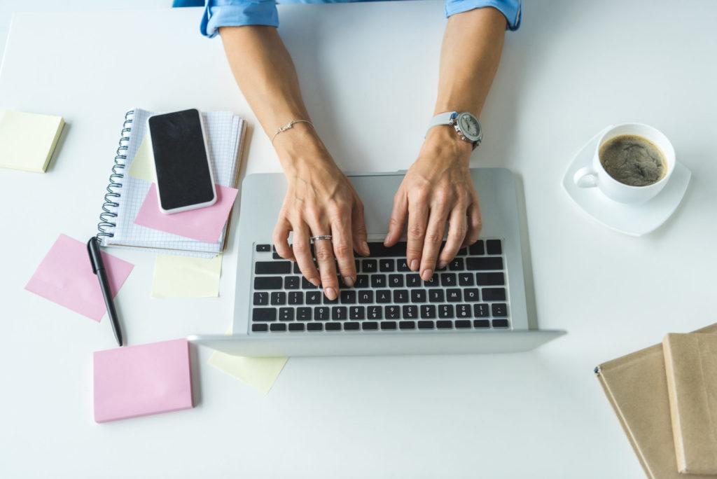 escrever um artigo completo em 90 minutos