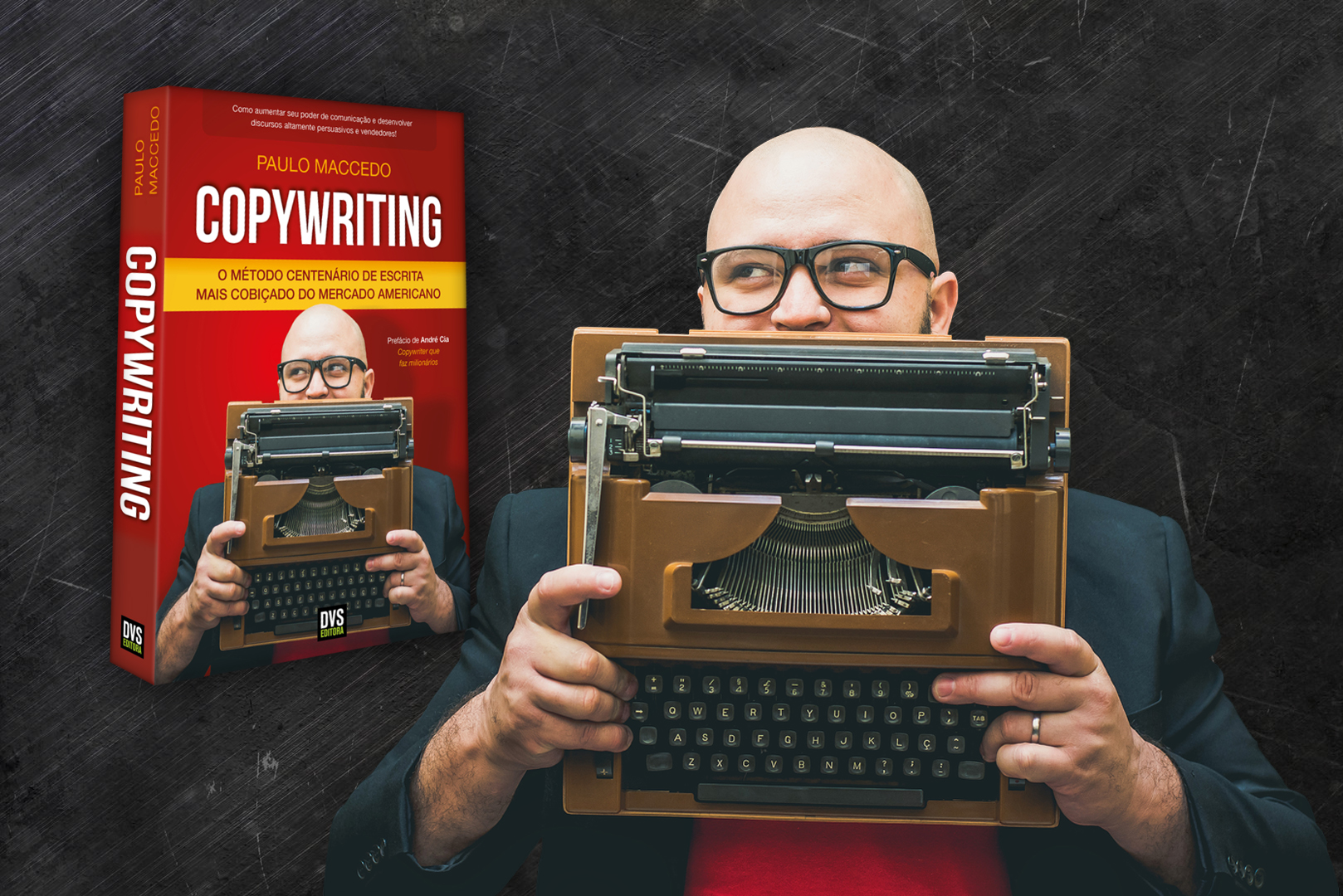 "Resenha do livro ""Copywriting"" de Paulo Maccedo"