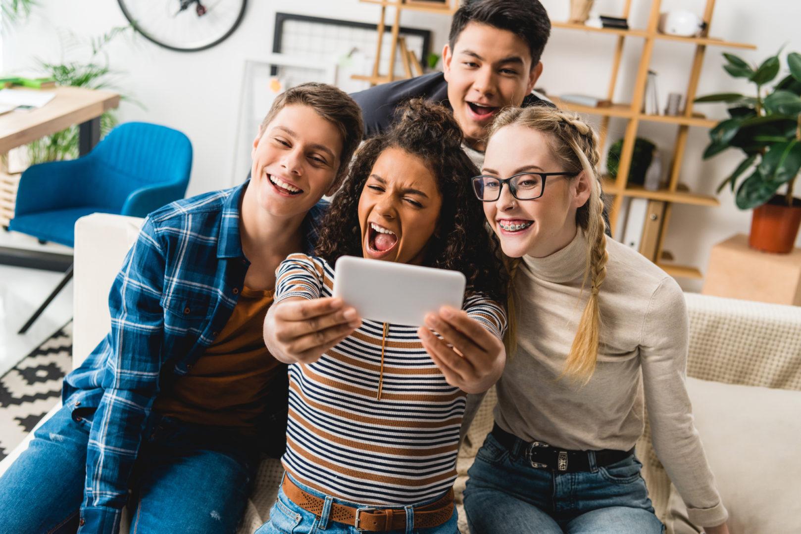 TikTok é o aplicativo mais baixado por jovens em 2019