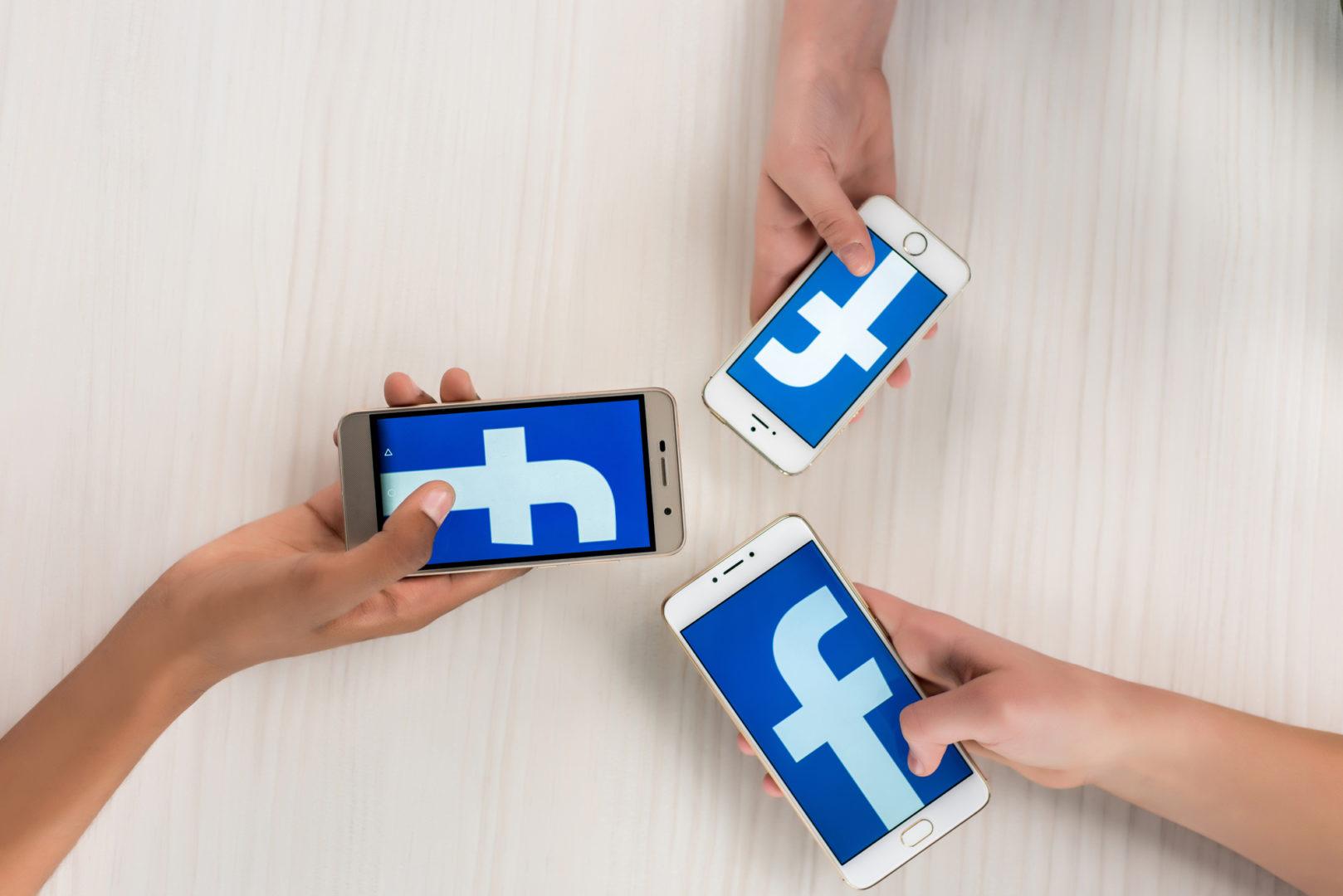 Facebook dá primeiro passo na proteção de dados de usuários