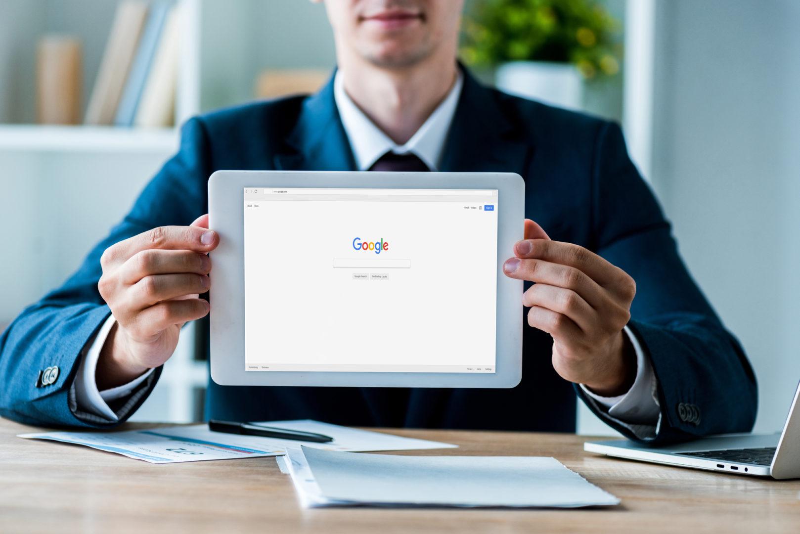 Lista de Palavras-chave negativas no Google Ads