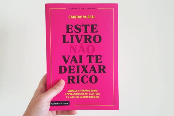 Esse livro não vai te deixar rico – então, por quê lê-lo?